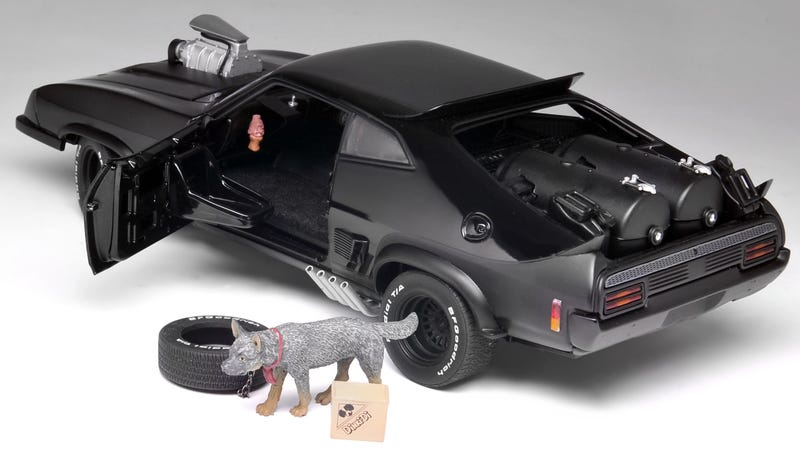 Possibly The Coolest Hard Drive Ever - Mad Max Pursuit Special