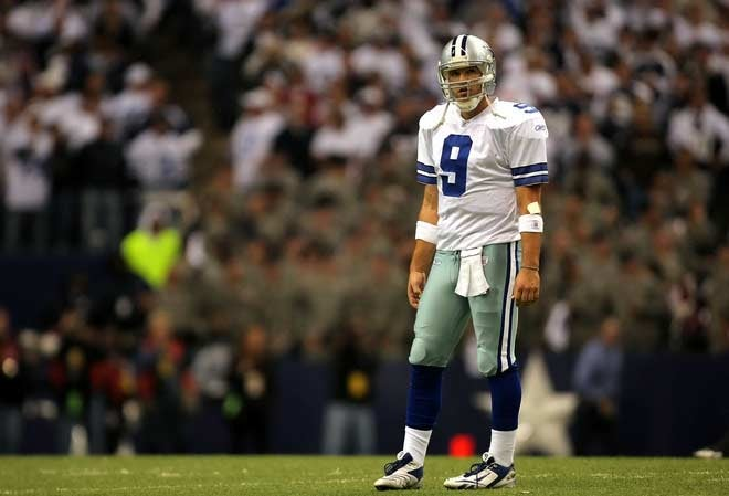 The Lonesome Tony Romo