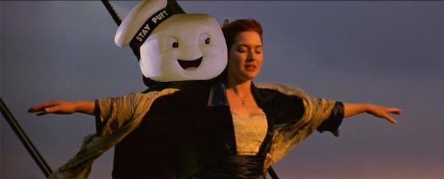 ?The Stay Puft Marshmallow Man Ruins Most Movies