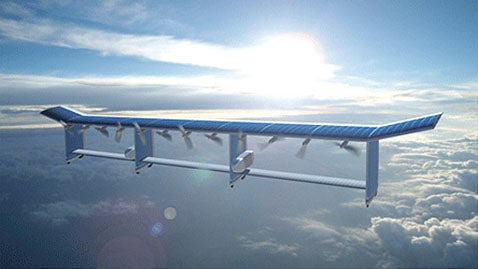 DARPA Close To Awarding Contract For Spy Plane That Stays Aloft For 5 Years