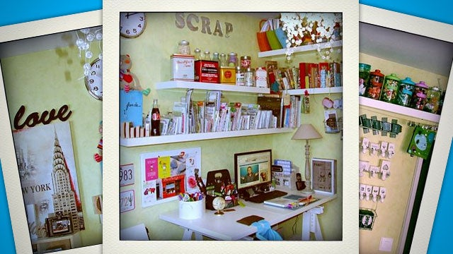 Embracing the Clutter: The Scraproom Workspace