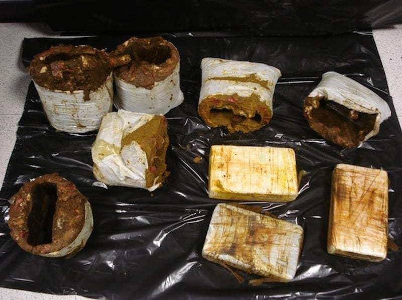 7 Lbs of Cocaine Found Stuffed in Frozen Goat Meat at JFK Airport