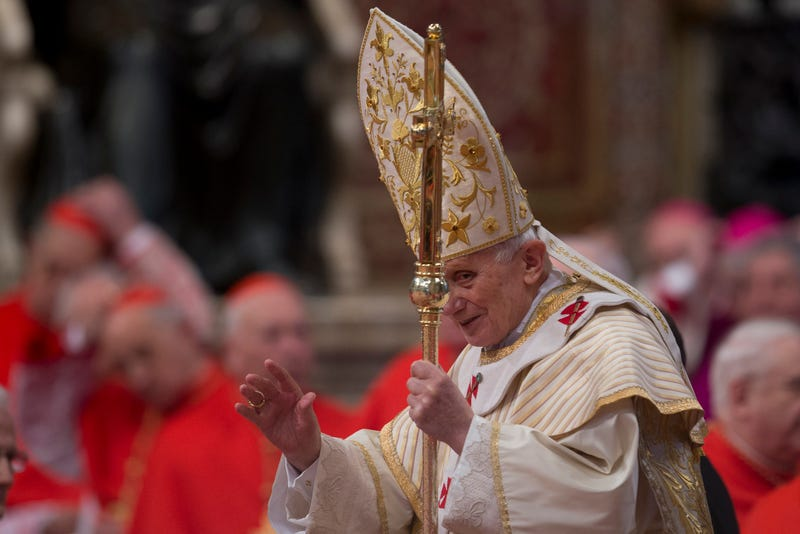 Pope Linked to Gay Blackmail Scandal