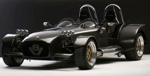 Caterham RS Levante Sold Out; All Eight Of Them