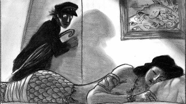 Sailor Twain: The Haunting Tale of the Hudson River Mermaid