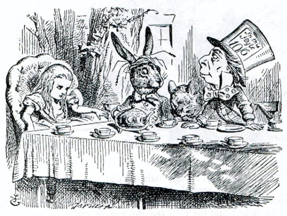 "Why ""Alice's Adventures In Wonderland"" Is A Steampunk Masterpiece"