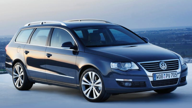 Celebrating 40 Years Of Cars Sometimes Called The Volkswagen Passat
