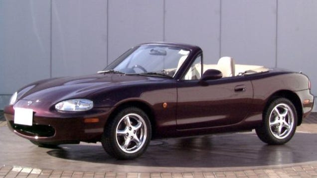 your guide to every special edition mazda miata ever sold. Black Bedroom Furniture Sets. Home Design Ideas