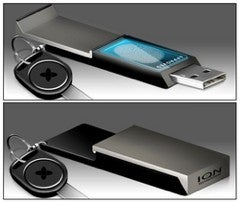 Ennova USB Drive Comes Complete With OLED Screen/Fingerprint Scanner