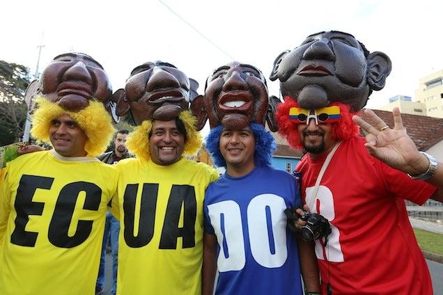 Your Honduras-Ecuador Open Thread