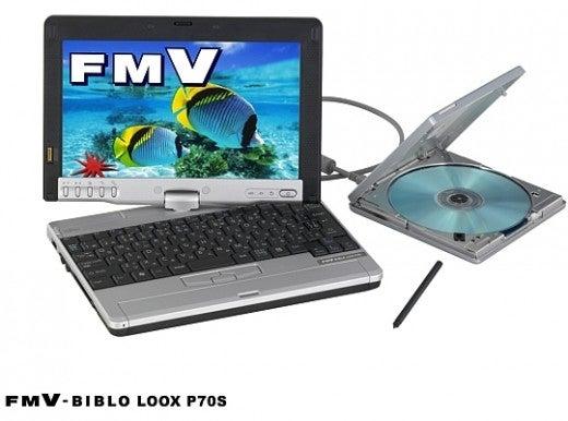 Fujitsu LifeBook P1510