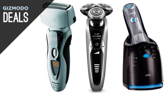 Huge Electric Shaver Sale, $10 Temperature Gun, and More Deals