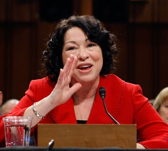 Sotomayor Confirmation Hearing: Day 2 (Continued)