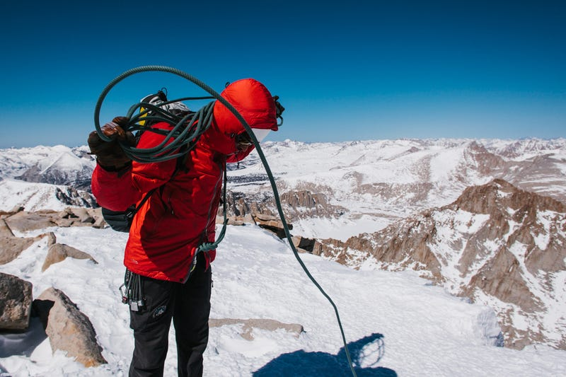 What It Takes To Be A Professional Mountain Guide