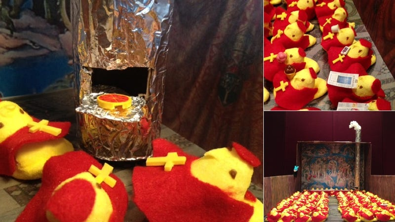 16 Peep Creations That Put Your Easter Basket to Shame