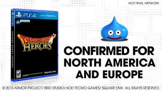 Dragon Quest Heroes Heading West - PS4 Exclusive