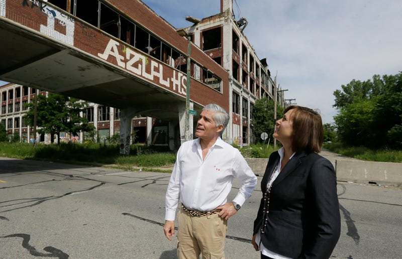 Finally, The Packard Plant Owner Appears Ready To Develop