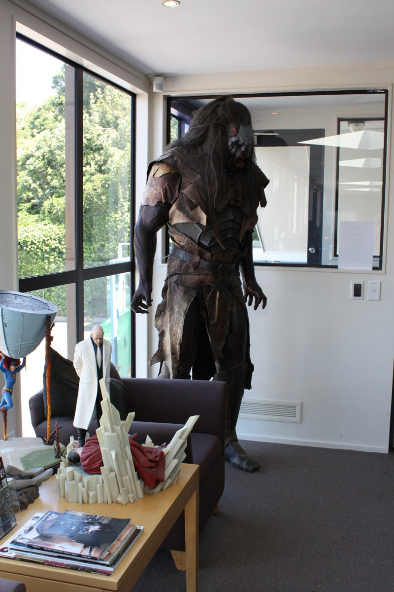 A Visit to Weta Workshop