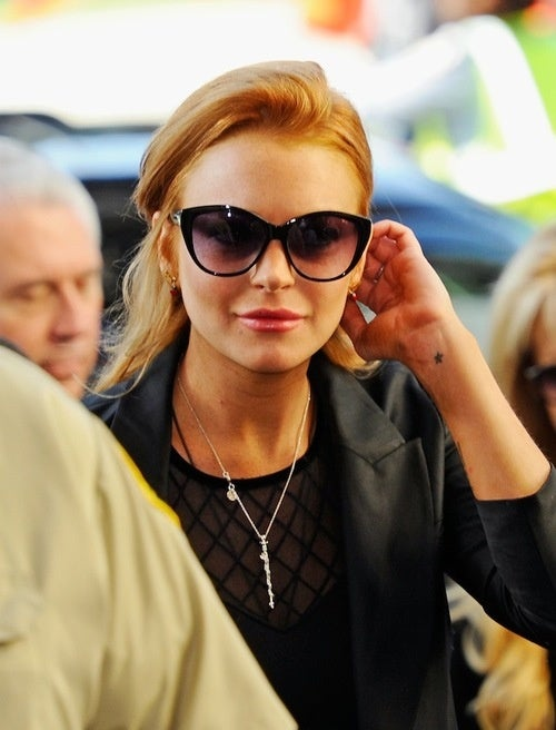 Lindsay Lohan Wants to Open Her Own Rehab Facilities and Other Great Ideas