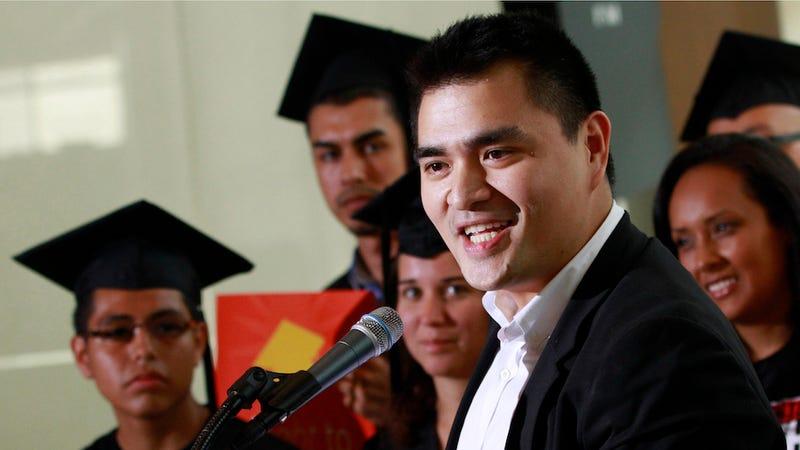 Immigration Reform Activist Jose Antonio Vargas Detained In Texas