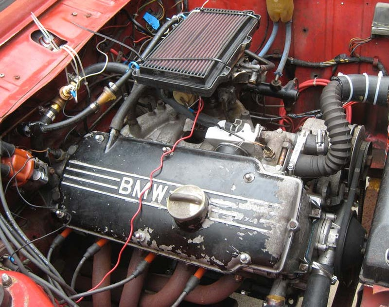 Engine Of The Day: BMW M10
