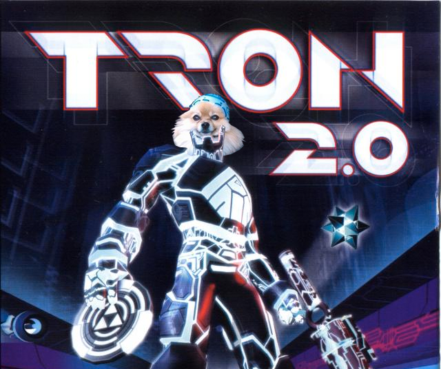 Kotaku 'Shop Contest: Tron Dog: The Winners