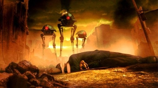 War Of The Worlds' Robot Brethren Enlist In 9's Machine Uprising