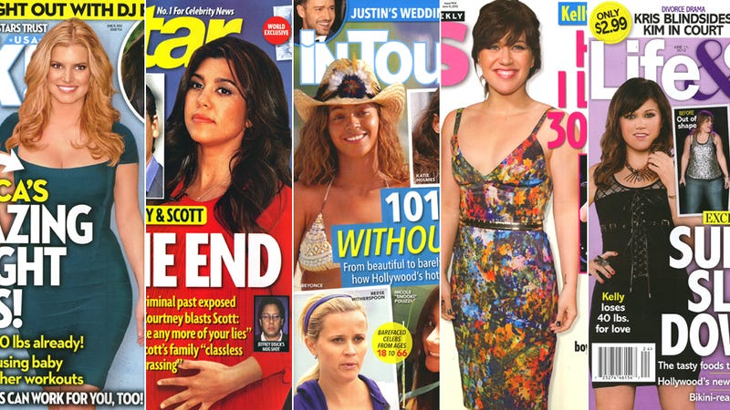 This Week In Tabloids: Gwen Stefani's Marriage Is in Crisis