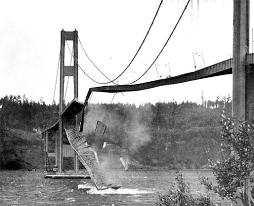 "MSNBC's ""Bridge Tracker"" Helps You Identify Dangerous Bridges; Hint: It's All Of Them"