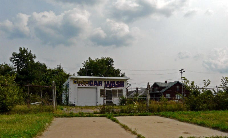 The Feral Factories Of Detroit