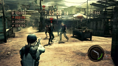 Resident Evil 5 Versus Mode For Sale Tomorrow