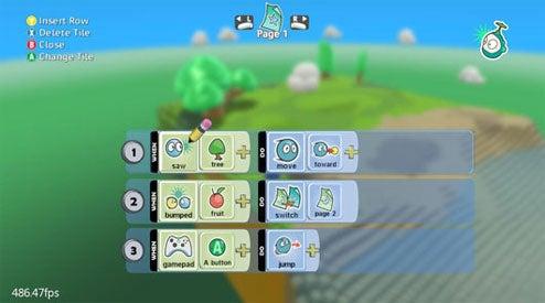 Microsoft Inch Further Up The LittleBigPlanet Bandwagon With Kodu