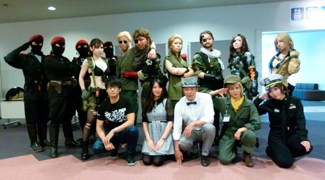 Metal Gear Solid V Cosplay Kept Ya Waiting, Huh?