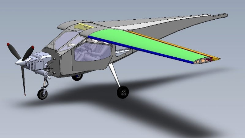 Would You Fly In A $15,000 Open Source Plane?