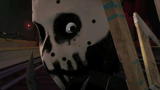 Casey Jones looks AMAZING on the new TMNT