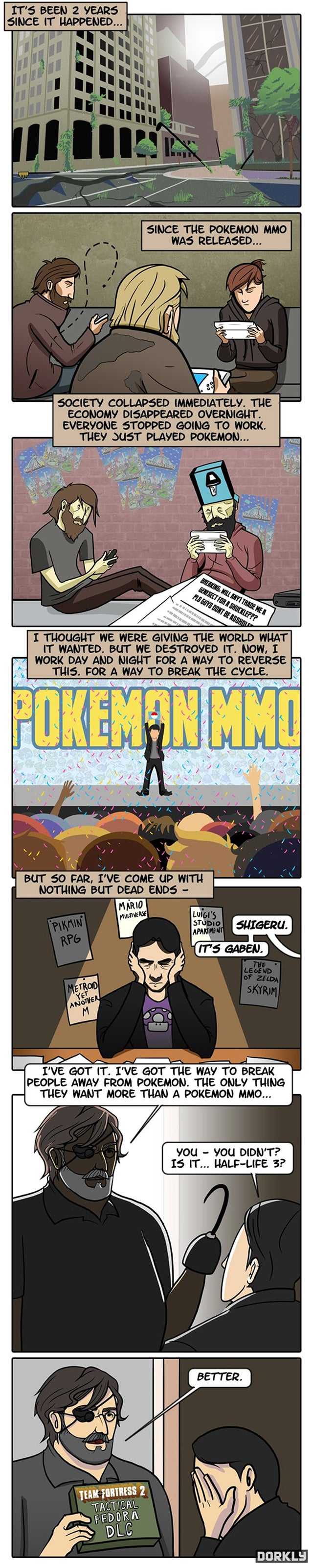 The Real Reason Nintendo Will Never Make A Pokemon MMO