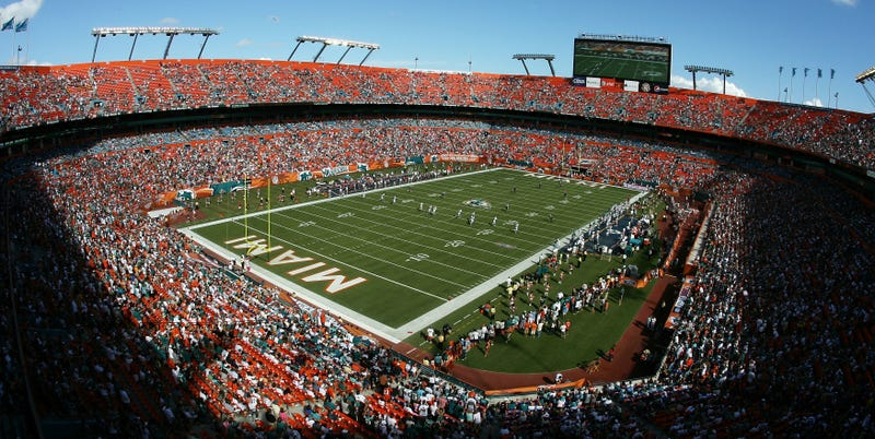 Dolphins Offer To Pay For Majority Of Sun Life Stadium Upgrades