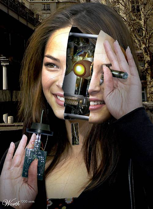 Alyson Hannigan Secretly Replaced With Robot!