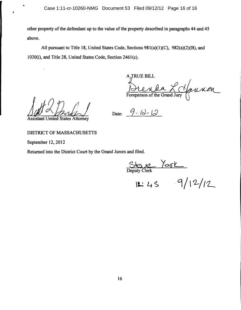 Aaron Swartz Died Innocent — Here Is the Evidence