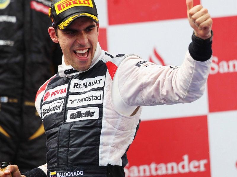 Reports suggest Maldonado picks number 88 so car can be identified upsidedown