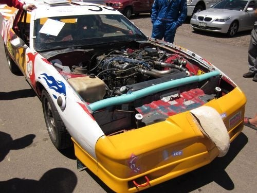 Engine Swap Heroes: Datsun 280ZX Turbo Engine In Pontiac Firebird!