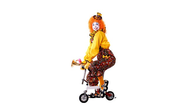 Clown On Bicycle Gets Three Years For Immigration Scam
