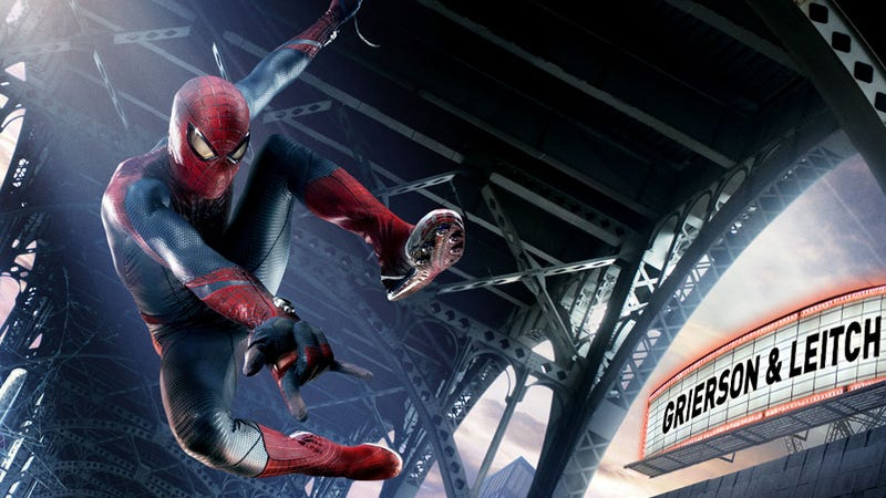 Didn't We Just Do This? The Amazing Spider-Man, Reviewed.