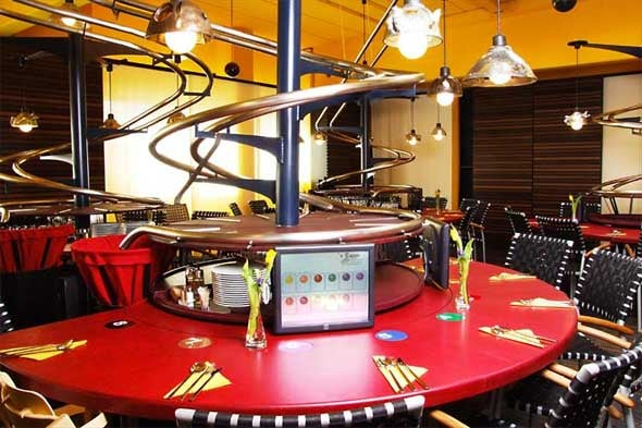 Robot-Staffed Restaurant Launches in Germany
