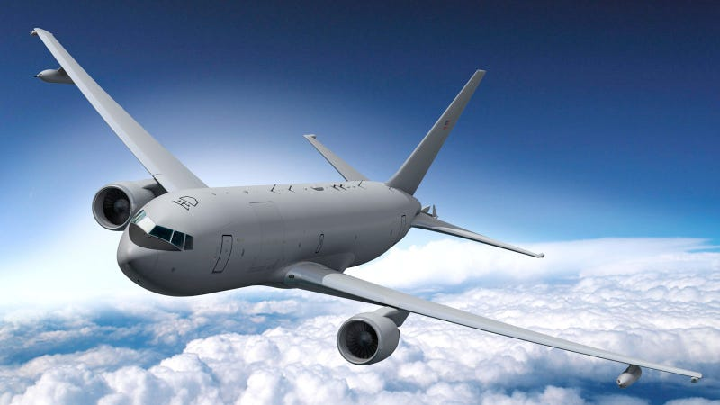 The Military's New Flying Gas Station Will Be Open 24/7 Worldwide