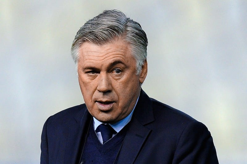 Carlo Ancelotti's Eyebrow Is The Greatest Thing Ever: A Gallery