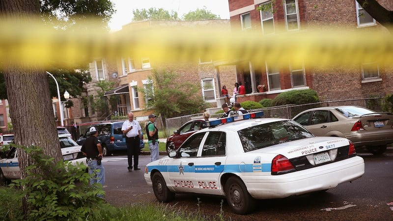 7 People Killed, 41 Shot During Chicago's Most Violent Weekend of 2013