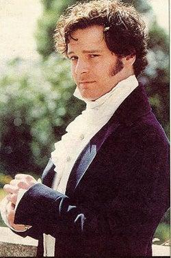 The Jane Austen Hook Club: Obama As Mr. Darcy?