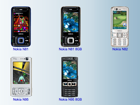 Nokia's N-Gage Cellphone Gaming Platform Is Up and Running