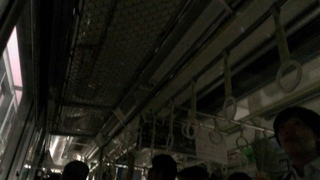 Lightning Striking This Japanese Train Is Beautiful and Terrifying
